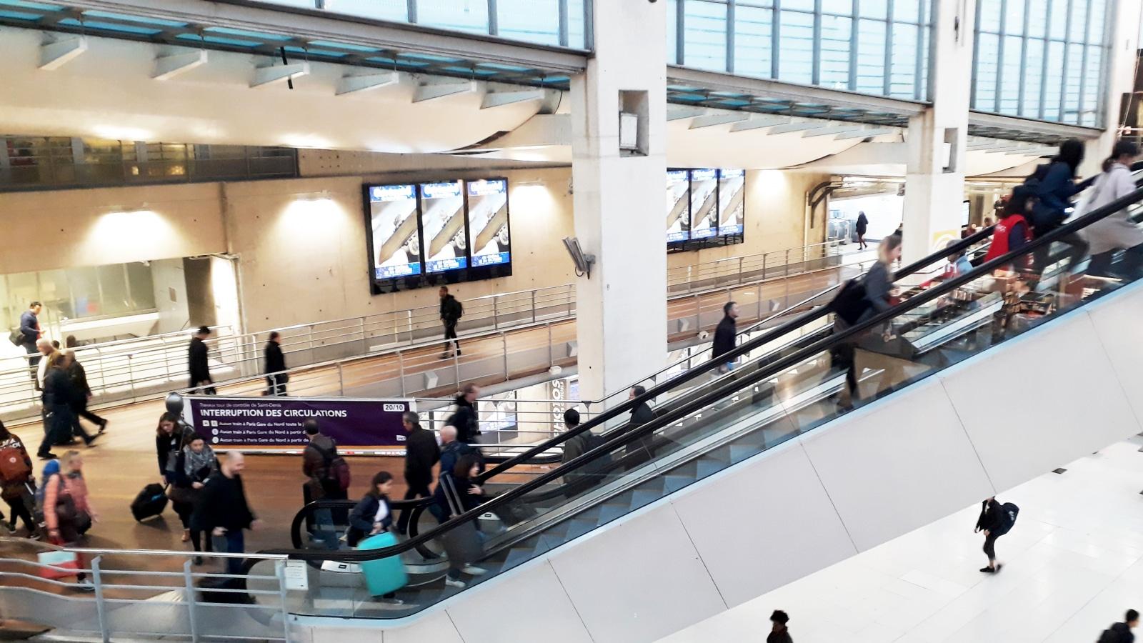 Cas Client Photo GOOGLE Espace transit