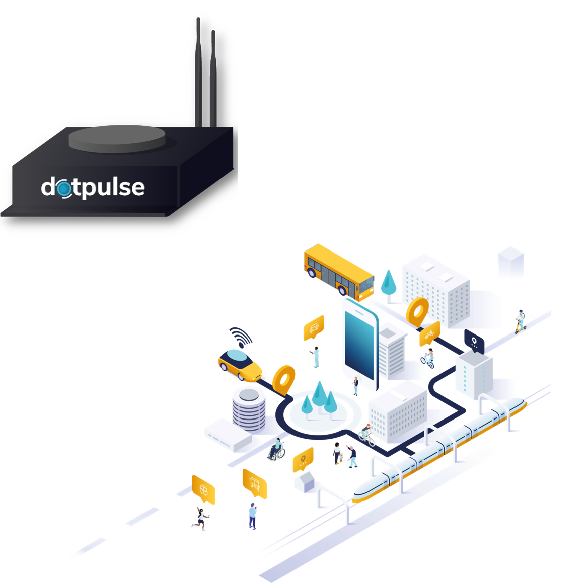 Dotpulse by Kisio